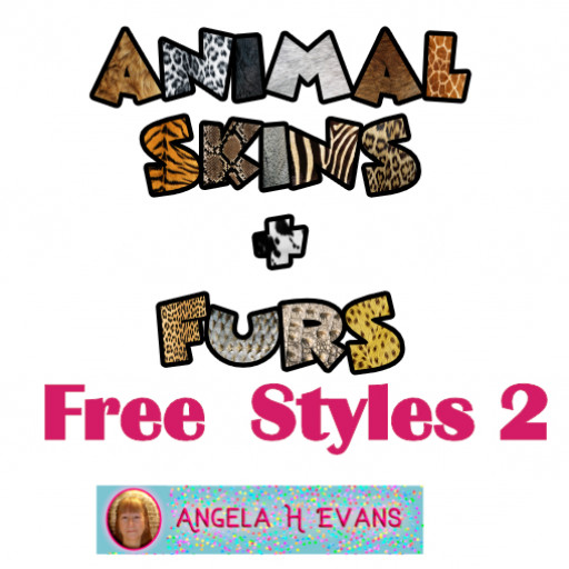 Animal Skins & Furs  Set  2