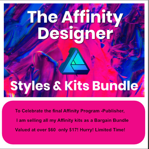 The Awesome Affinity Bundle !