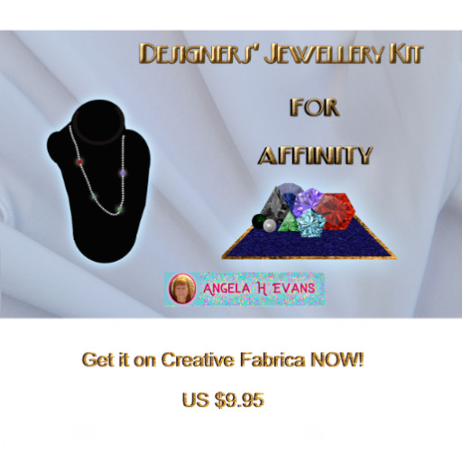 Designer's Jewellery Kit for Affininty