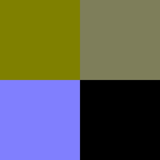 FINAL FANTASY XIV Colors palette for modders
