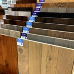 Flooring installation company and showroom