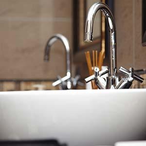 New Bathroom Faucet Showroom