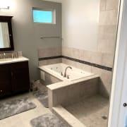 Renovating Bathroom Tile and Bathtub