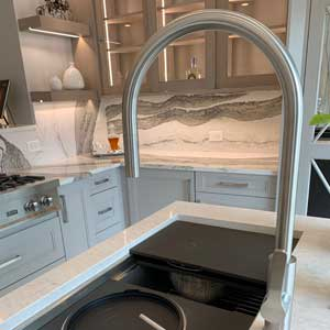 Kitchen Sinks and Faucets Showroom