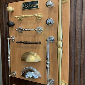 Bathroom Knobs and Hardware Showroom