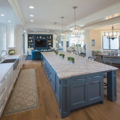 Remodel Kitchen with Cambria