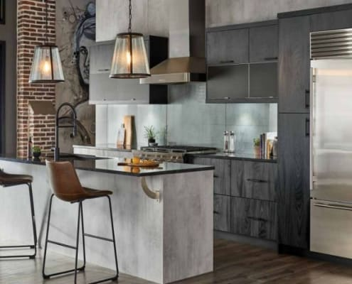 Custom Cabinets by Ultracraft