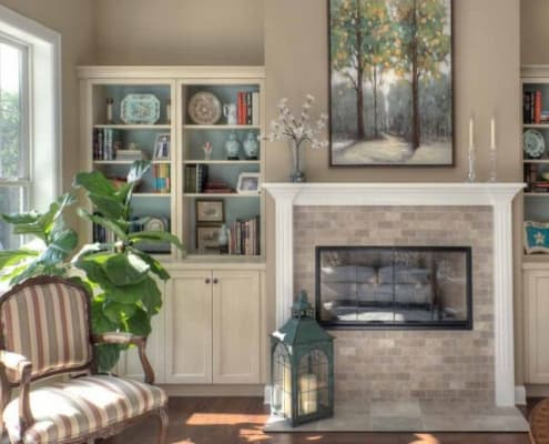 Ultracraft Living Room Cabinets