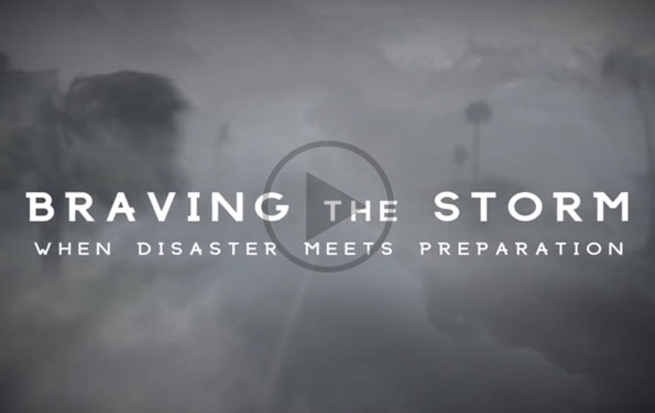 Braving the Storm: When Disaster Meets Preparedness