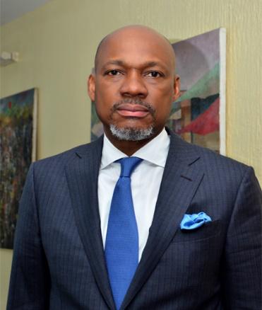 Dr Segun Olugboyegun (Formerly known as Segun Fagboyegun)