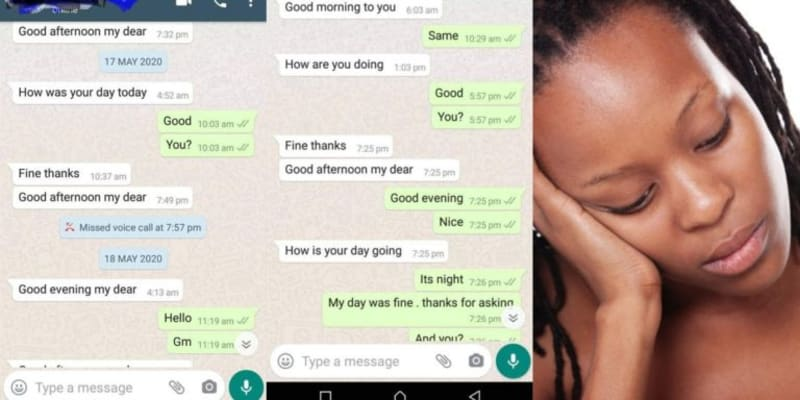 He Collected My Number 3Months Ago But Refuses To Woo Me - Lady Laments