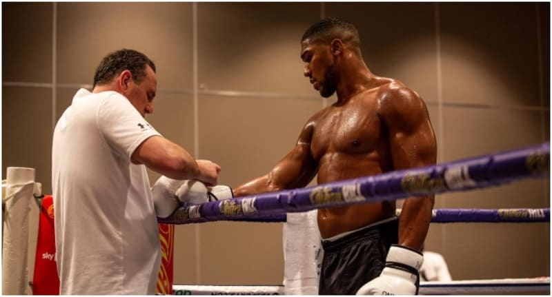 'I Would Rather Die In Battle' – Anthony Joshua Speaks Ahead Of Fury Matchup