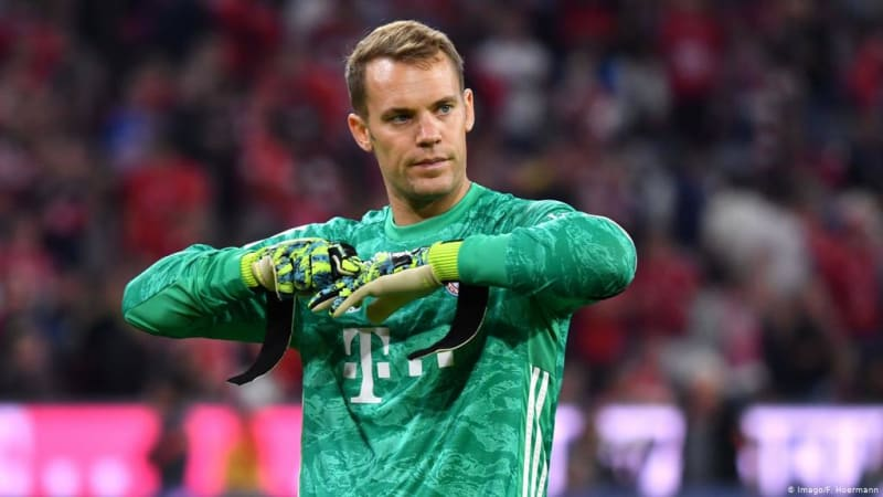 Manuel Neuer Equals Oliver Khan's Record Of Most Clean Sheets