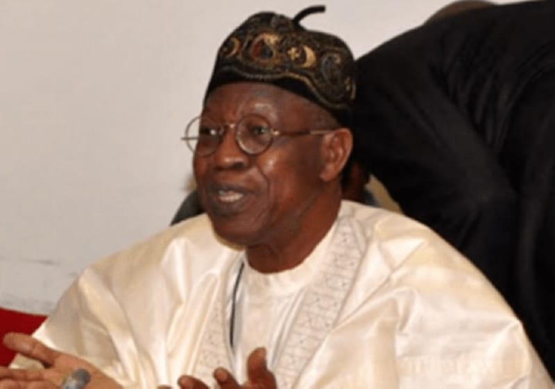 'We Lost Twitter Headquarters To Ghana Due To EndSARS Protest' - Lai Mohammed