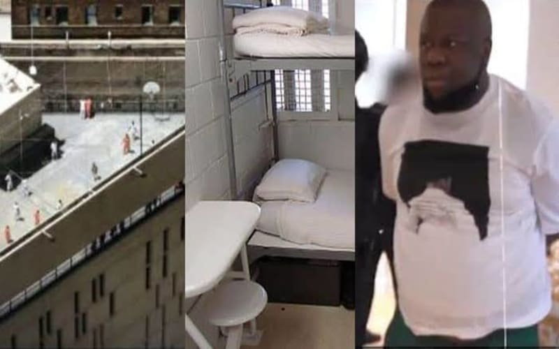 Chicago Prison Where Hushpuppi Is Being Held