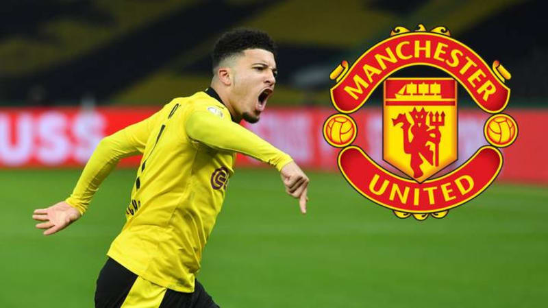Manchester United Reportedly Agree Personal Terms With Borussia Dortmund's Jadon