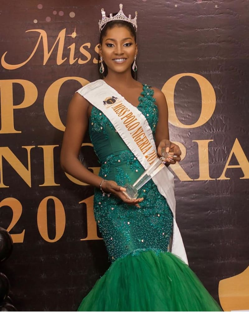 precious okoye to represent nigeria at 2019 miss polo international in dubai