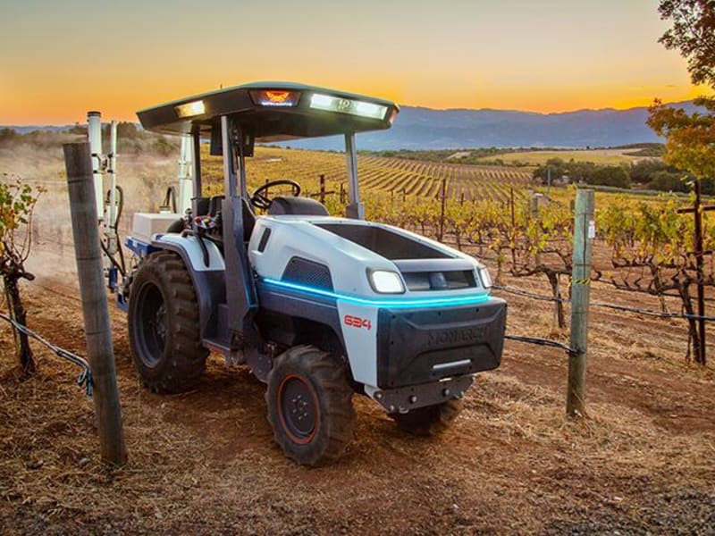 World's First Electric Driverless Tractors Launched