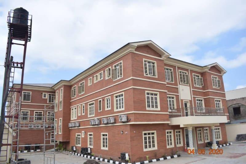 Sanwo-Olu Commissions Bola Ahmed Tinubu Health Centre