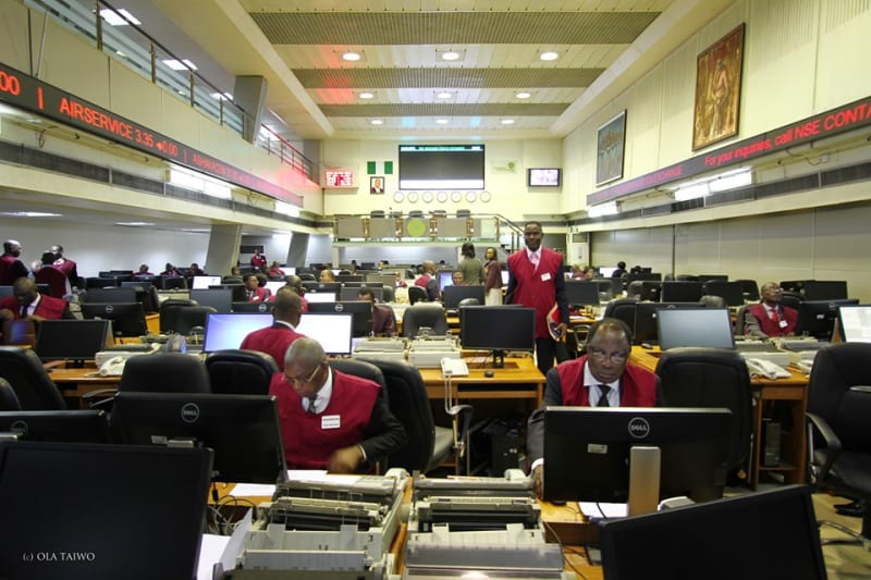 Nigeria's Stock Market Closes For Christmas With N2 Billion Loss