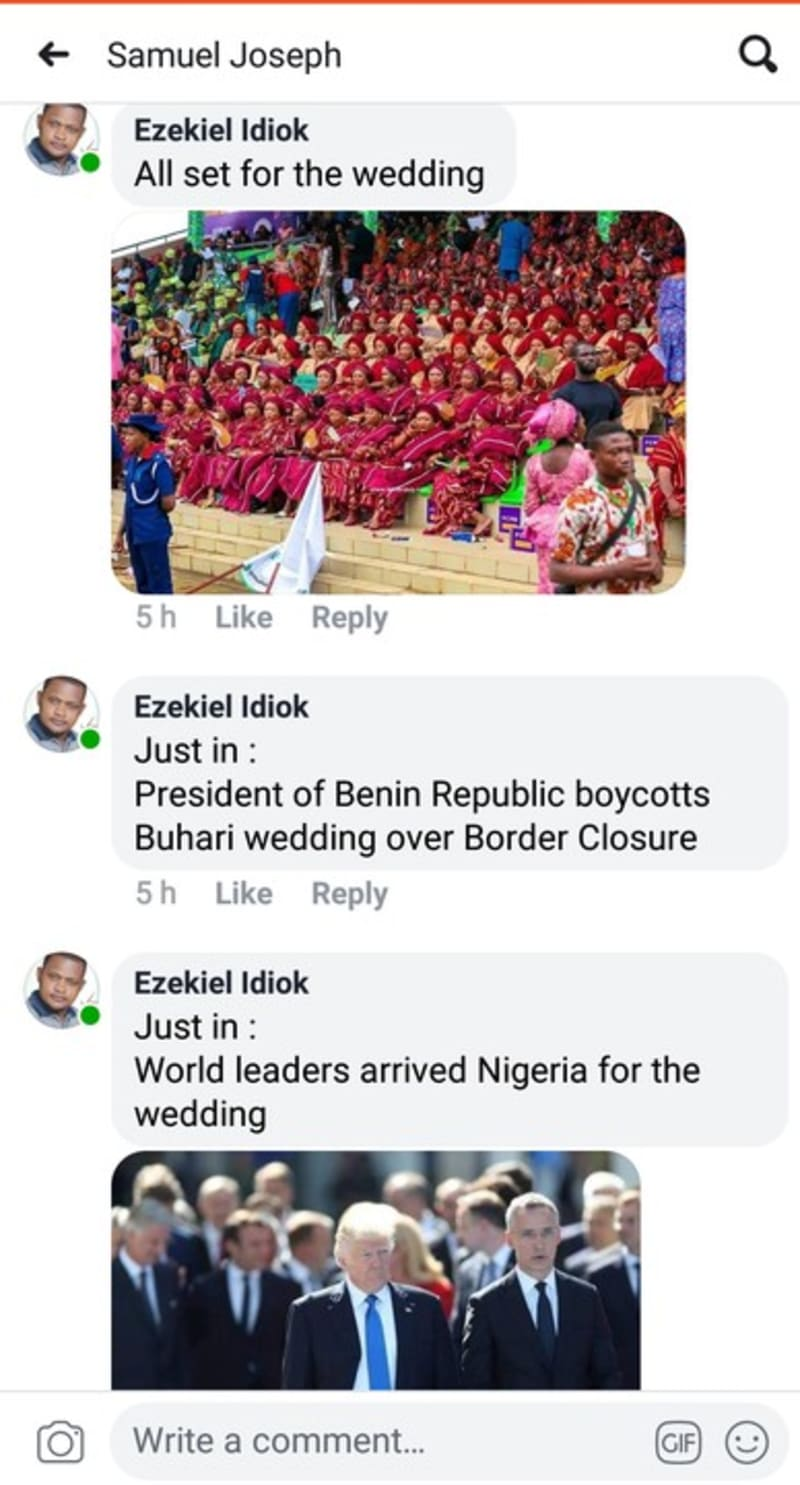 more hilarious reactions to pmb's wedding hoax, rumours