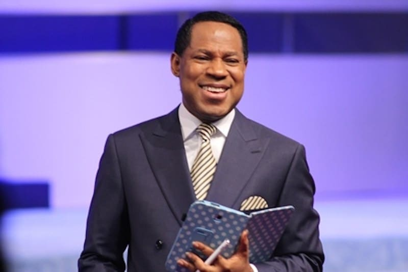 """""""You Shouldn't Be Afraid Of Touching COVID-19 Patients"""" - Chris Oyakhilome"""
