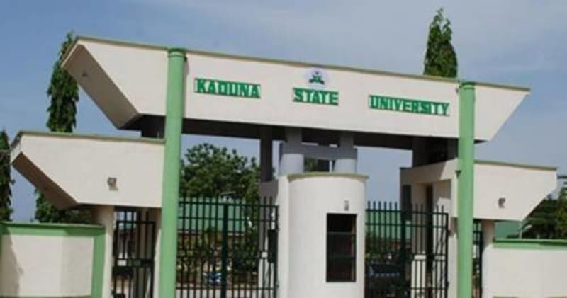 Kaduna University Sacks Lecturer For Touching & Hugging A Student In His Office