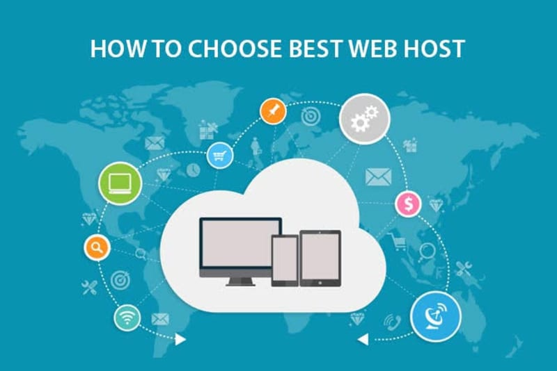 5 factors to consider when choosing a web host company
