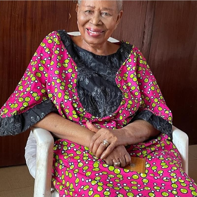 Meet Nigerian Woman With 12 Children, 36 Grandchildren, 43 Great Grandchildren