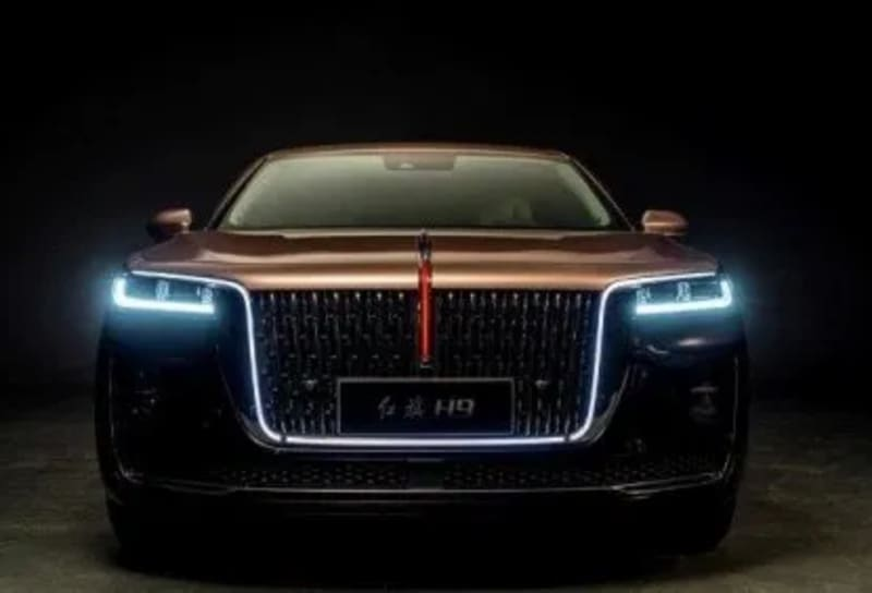 Hongqi H9 To Rival Mercedes S-Class And Rolls - China FAW Group