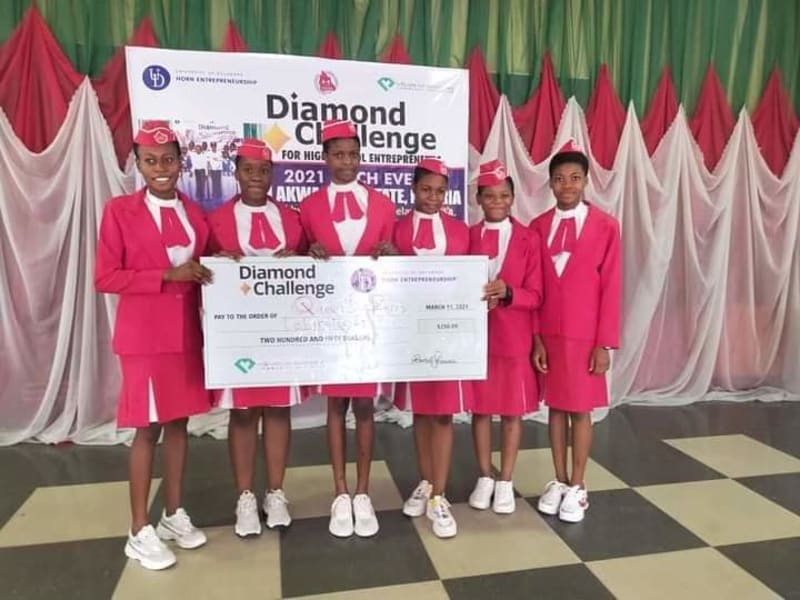 Students Of QRC Onitsha Win University Of Delaware Global Prize