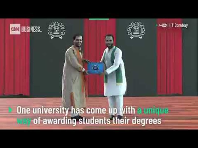 Indian University Creates Cartoon Characters  Of Students For Virtual Graduation