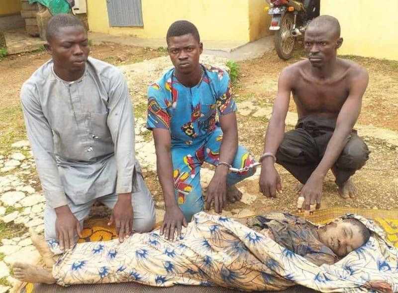 Man Kills His 14-Year-Old Brother For Money Ritual In Kwara (Disturbing Photo)
