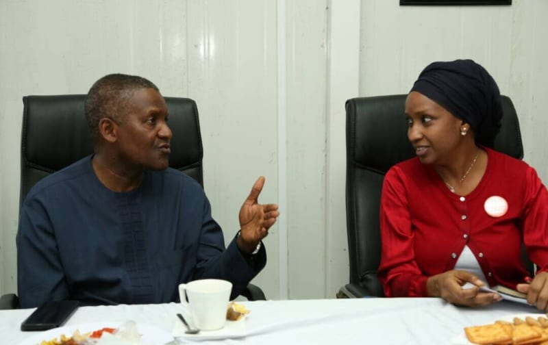How Suspended NPA MD, Hadiza Bala Ceded Intels Terminals To Dangote