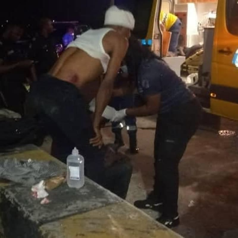 7 Passengers Injured In Ghastly Motor Accident On Third Mainland Bridge