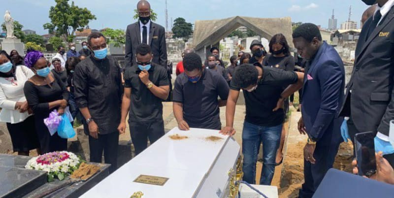 FAAN Workers Crushed To Death By Fallen Container, Buried