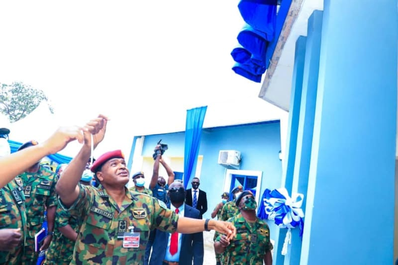 NAF Immortalizes Late Flying Officer Tolulope Arotile