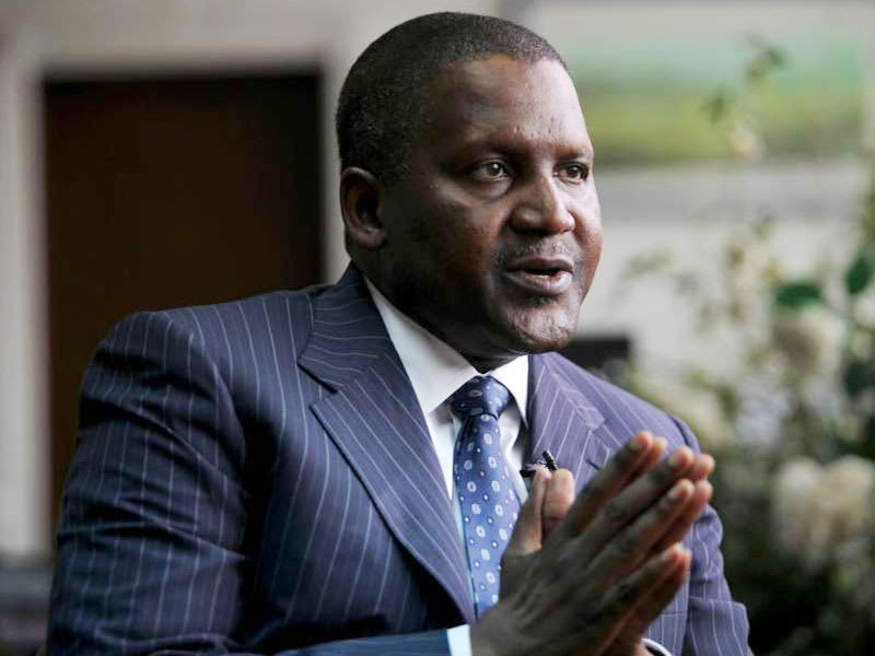 'Why I Dumped Trading For Manufacturing' - Dangote