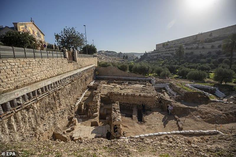 2000-Year-Old Ritual Bath Found In Gethsemane Where Jesus Spent Final Night