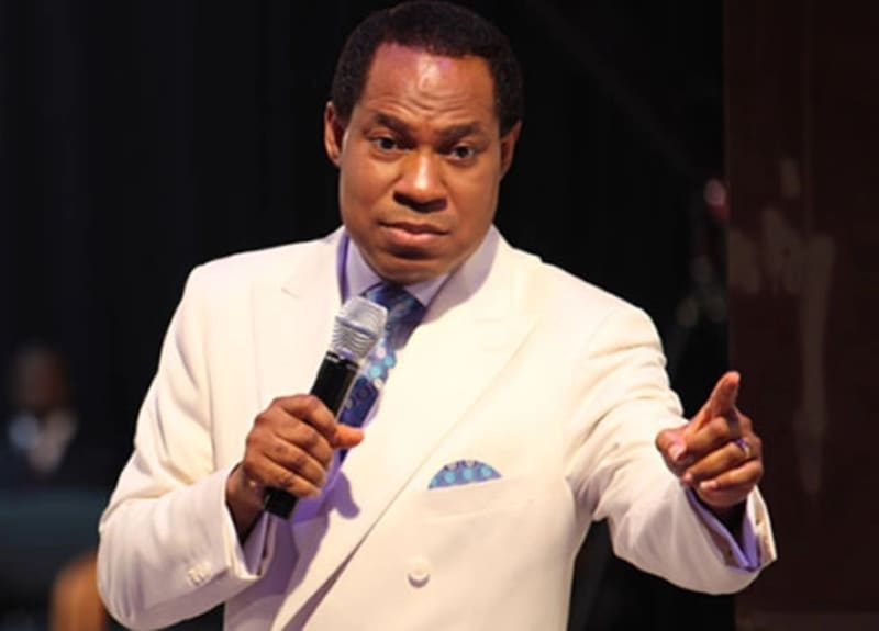 U.K Fines Pastor Chris Oyakhilome For Spreading COVID-19 Conspiracy Theories