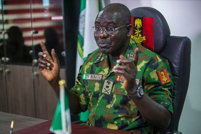 Nigerians Are Not Appreciative; I Was Ambushed 3 Times By Boko Haram - Buratai