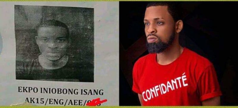 Ekpo Iniobong Takes Legal Action Against Akwa Ibom University