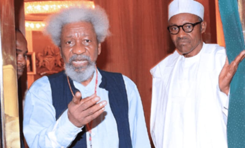 Buhari Inherited Terribly Divided Country  From Jonathan- Femi Adesina Replies Soyinka