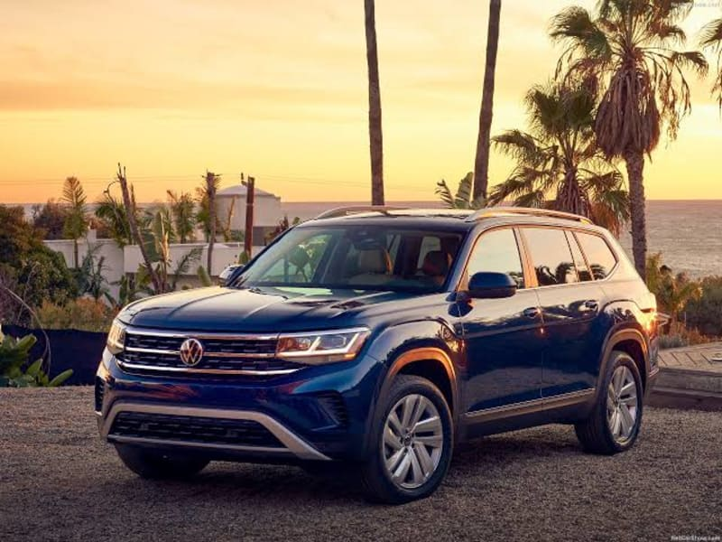 2021 Volkswagen Atlas Gets A New Look, New Tech Functions
