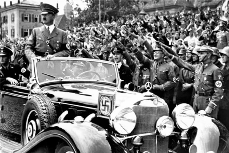 One Of History's Most Significant Cars Owned By Adolf Hitler