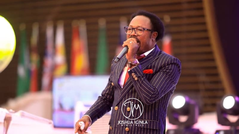 Prophet Joshua Iginla Exposes Plans By Pastors To 'Frame Him Up For Murder'