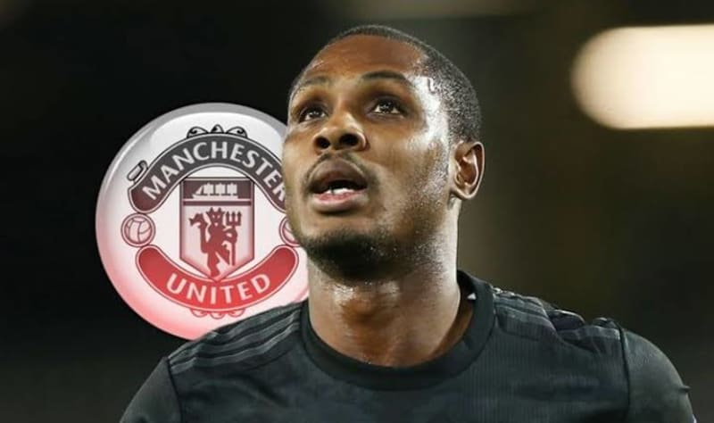 Ighalo Ready To Take £6 Million Pay Cut To Remain At Manchester United
