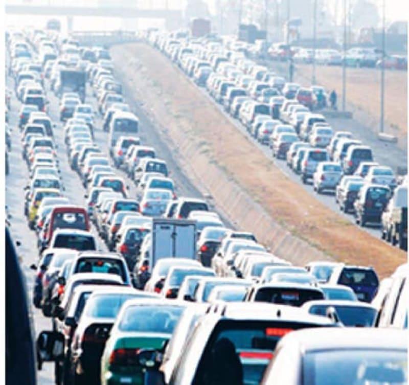 #EndSARS: Abuja Road Users Lament Gridlock, Beg Traffic Officers To Return