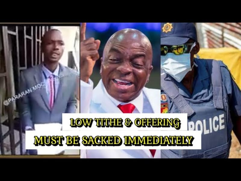 Bishop Oyedepo Sacks 40 Pastors Over 'Low Income From Their Branches' (Video)