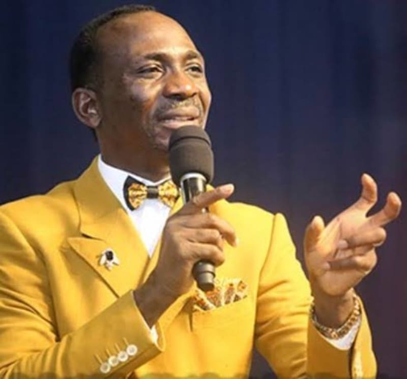 Pastor Paul Enenche To Comedians: Don't Tell Lies To Make People Laugh (Video)